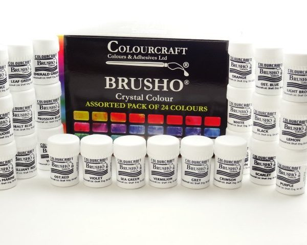 brusho new packs2015 24