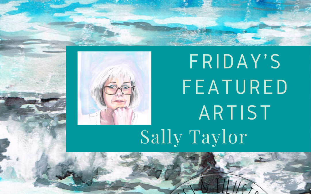 Sally Taylor Friday's Featured Artist