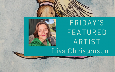 Friday's Featured Artist Lisa Christensen
