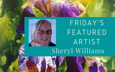 Friday's Featured Artist Sheryl Williams