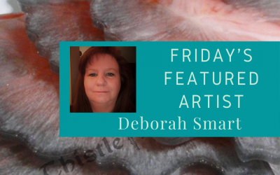 Friday's Featured Artist Thistle Designs